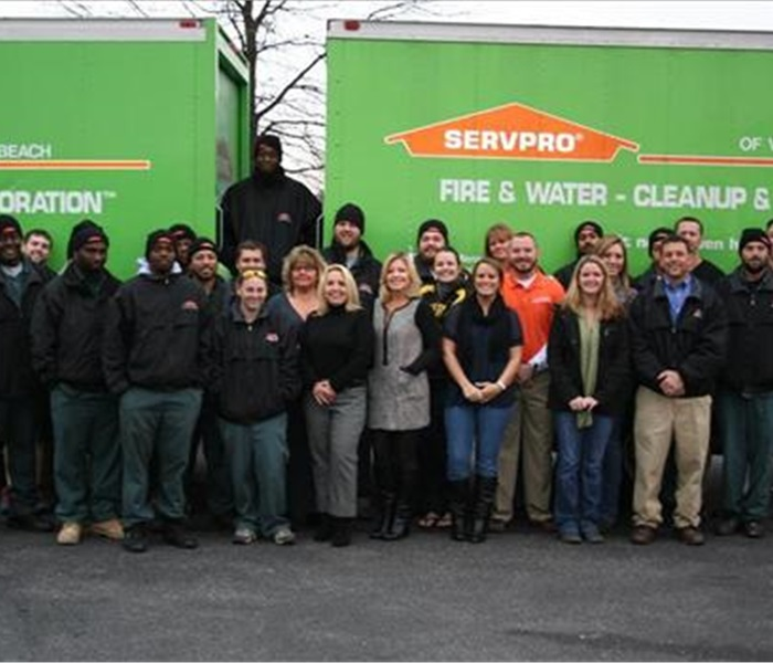 General Why use SERVPRO of Virginia Beach